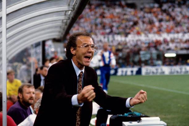 Franz Beckenbauer - 1990