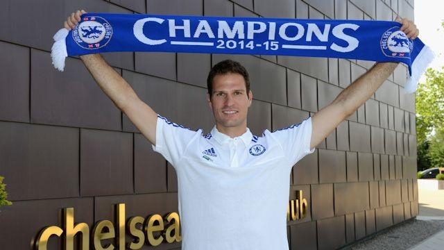 Numri 1 i Chelseat!