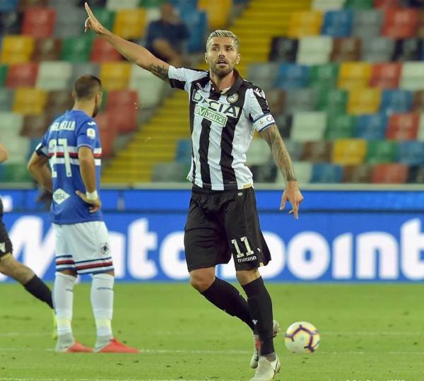 Udinese e Behramit befason Romën