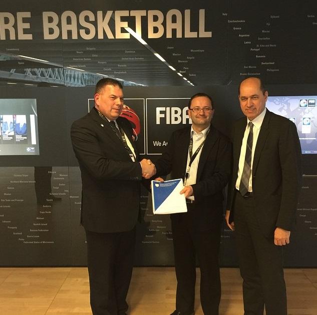 Belegu takon kryetarin e FIBA Europe
