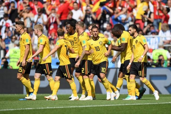 Belgjika me goleadë në TOP 16