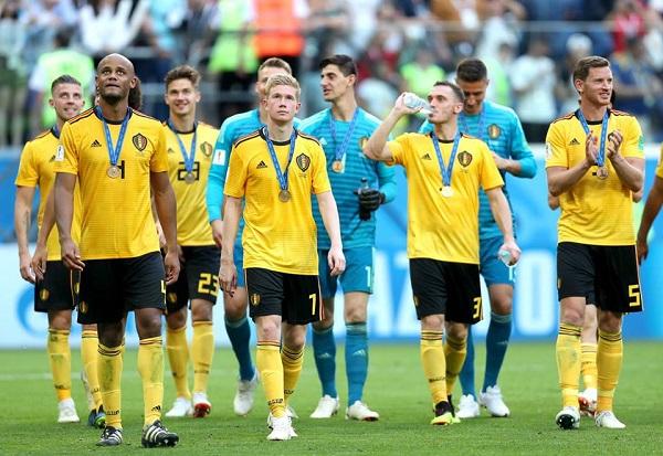 Notat e lojtarëve: Belgjika-Anglia