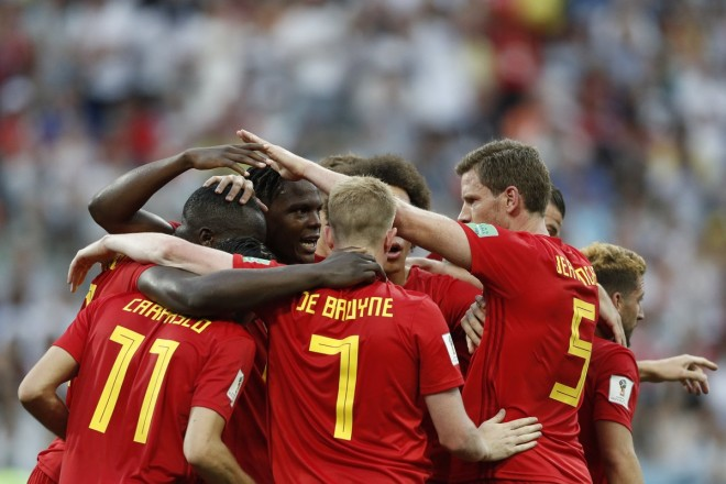 Start i fuqishëm i Belgjikës