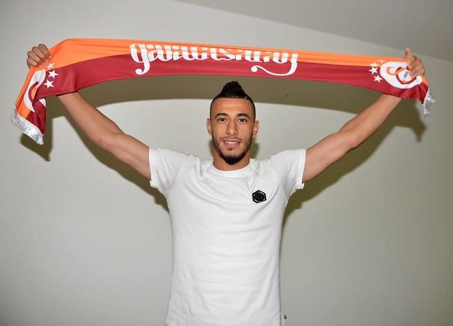 Galatasaray zyrtarizon marokenin Belhanda