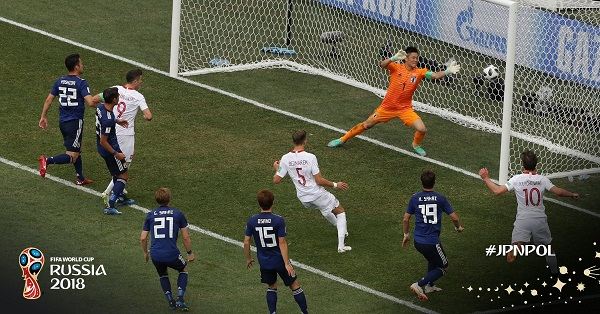 Me anti-futboll në fund, Japonia shkon tutje