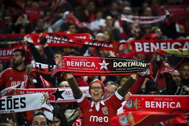 Benfica vs. Frankfurt, 11-shet startuese