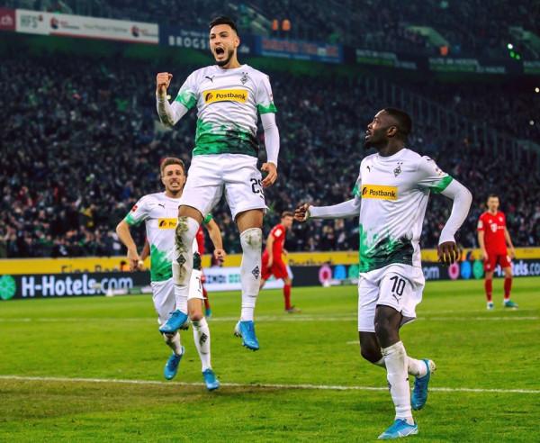 Superdueli në BorussiaPark, Gladbachut