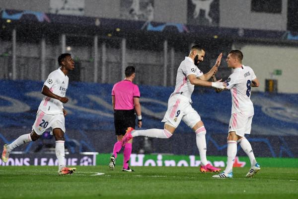 Momenti magjik i Benzemasë ndal Chelsean në barazim