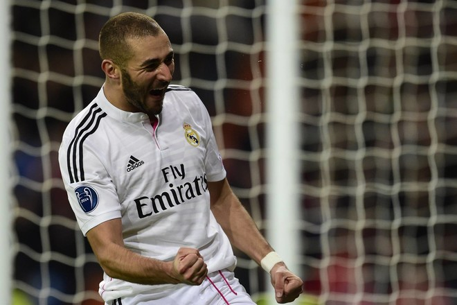 Benzema renovon kontratën, €1 miliardë klauzola
