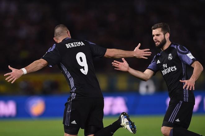 Benzema e Ronaldo çojnë Realin në finale