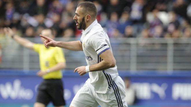 Lideri Benzema, Reali i rikthehet fitoreve