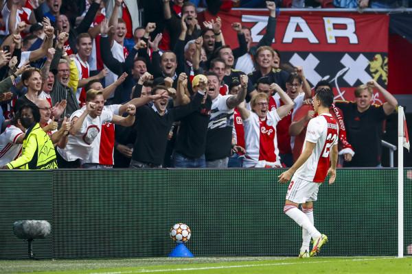 Ajaxi s'gabon, 6 pikë pas 2 ndeshjeve