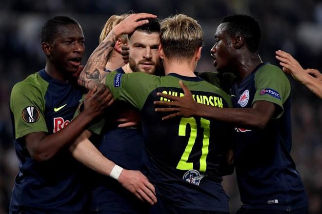 Goli i Berishës, s'mjaftoi ndaj Lazios