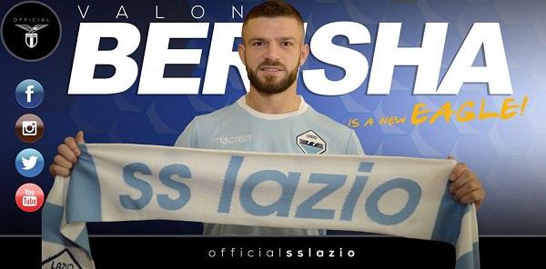 Lazio e zyrtarizon