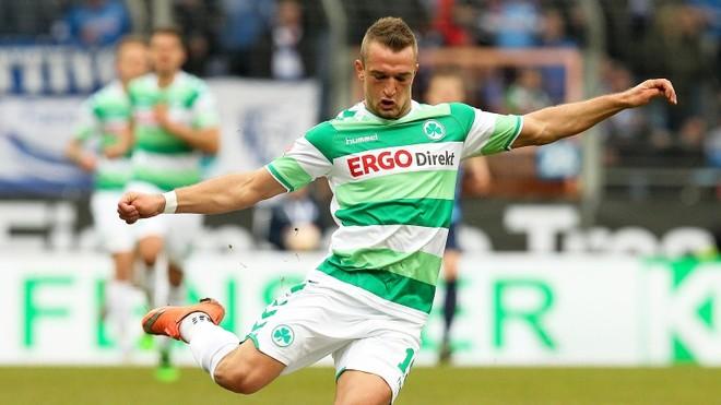 Veton Berisha eliminohet nga Kupa e Gjermanisë
