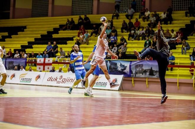 Besa Famgas fiton në EHF Cup