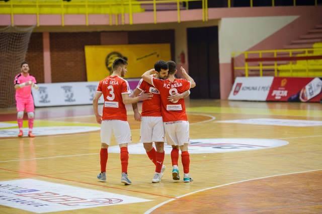 Besa deklason Varoshin, rekord i ri në futsallin kosovar