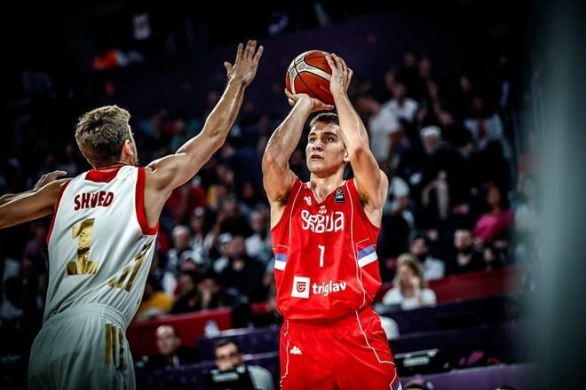 """Ekipi """"B"""" i Serbisë në finale"""