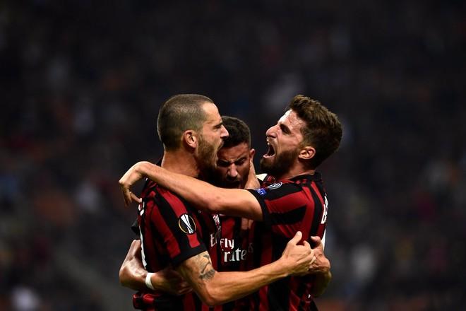 Suspendohet Bonucci, mungon ndaj Juventusit