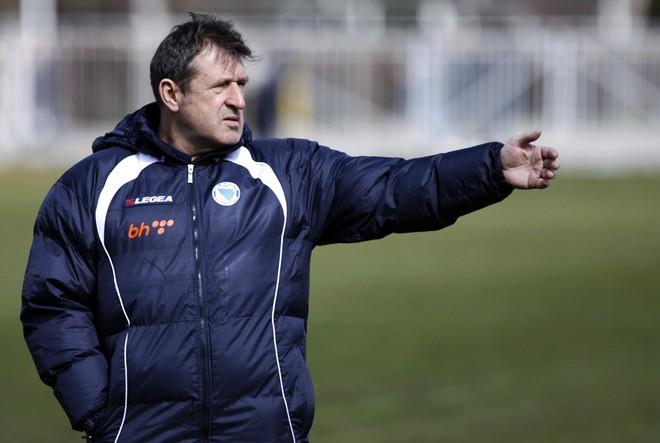 Susic, trajner i Evianit