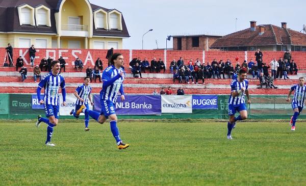 2 gola për 3 pikë, Prishtina merr kreun