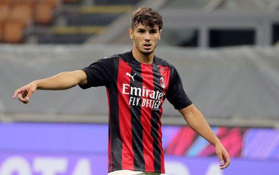 Milani i kënaqur me Brahim Diaz