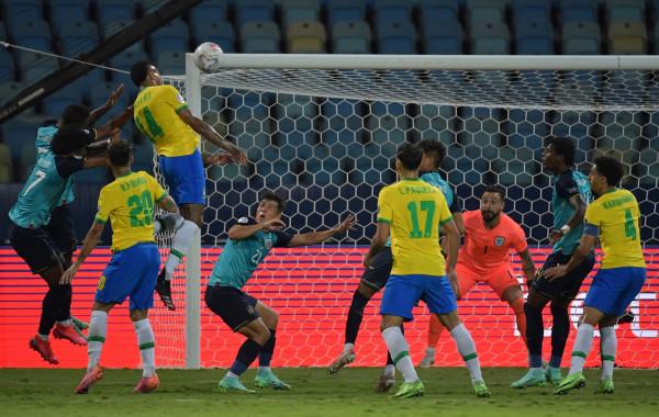 Ekuadori ndalë serinë e Brazilit për tu kualifikuar