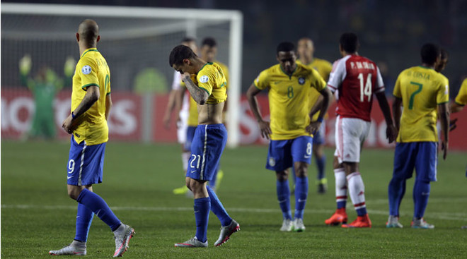 Brazili eliminohet në fazën grupore