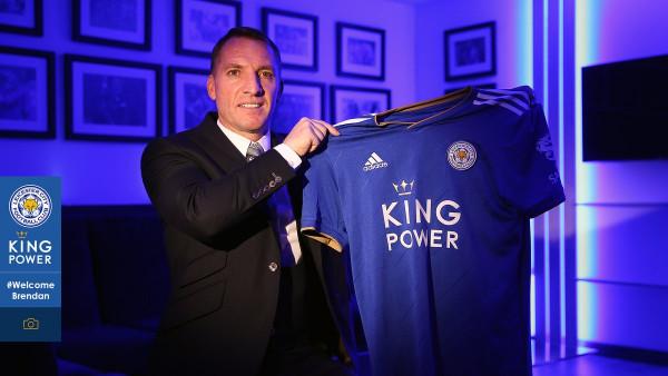 Leicester zyrtarizon Rodgersin