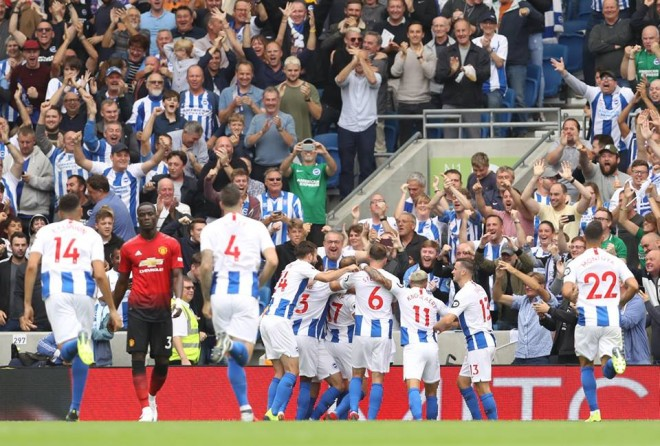 BrightON triumfon ndaj Unitedit