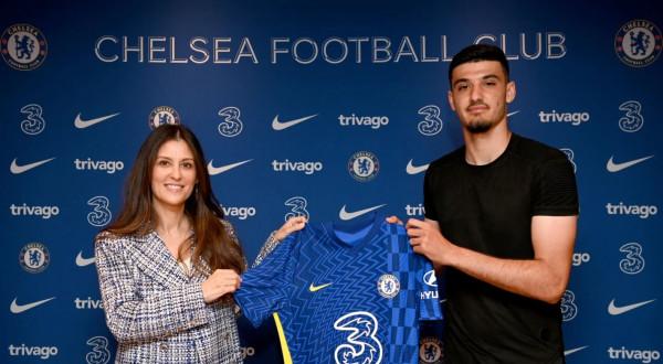 Besim i plotë, Armando Broja kontratë afatgjate me Chelsean