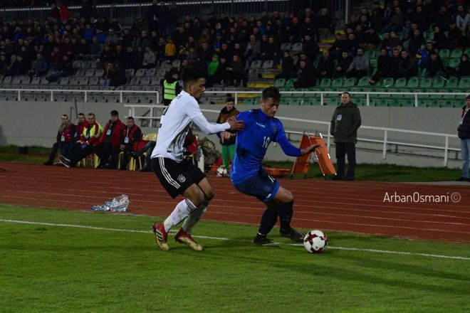 Izraeli U21 vs. Kosova U21, formacionet startuese