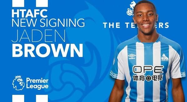 Huddersfield merr reprezentuesin e ri