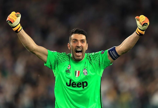 Zgjatet marrëveshja Buffon - Juventus