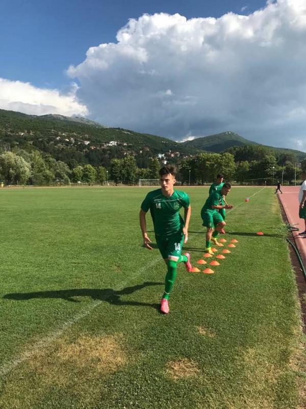 Dinamo fton talentin mitrovicas