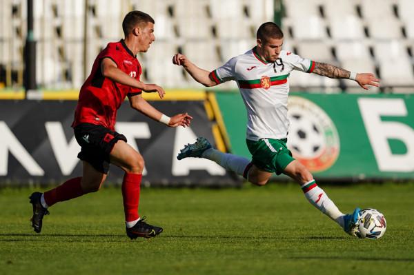 3 gola për 11 minuta, shpresat kuqezi pësojnë rëndë nga bullgarët
