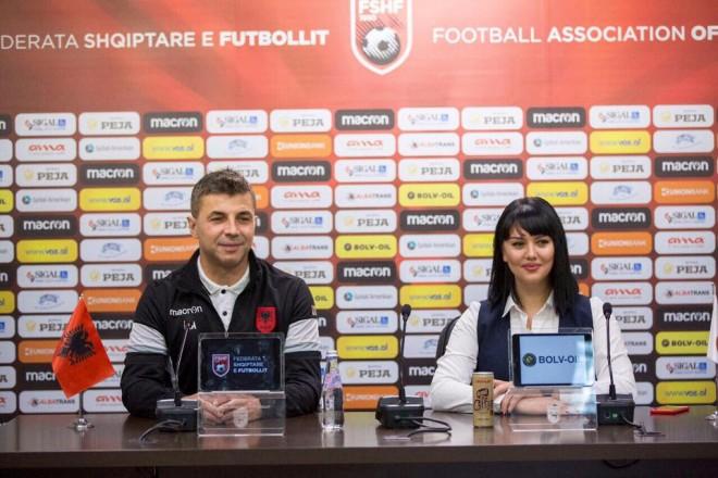 Bushi me 23 të ftuar për Shqipërinë U21