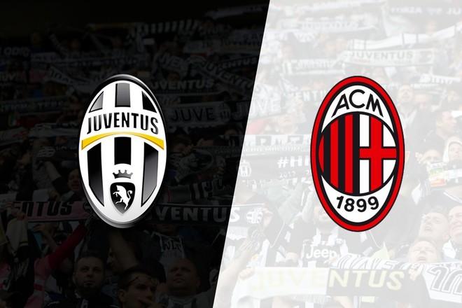 Formacionet zyrtare: Juventus - Milan