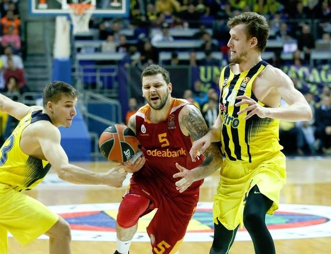 Derbi turk i takon Fenerbahçes