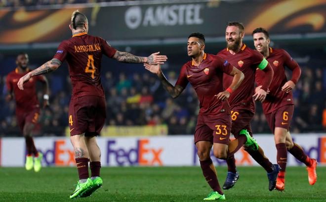 "Roma ""rrëzon"" Villarrealin nga Europa"