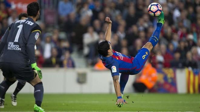Barça kryen punën për 8 minuta