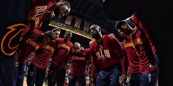 Stërvitja e radhës, Clevelandi turpëron Bostonin
