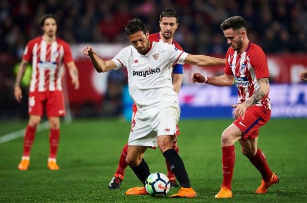 Atletico Madrid fiton kundër Sevillas