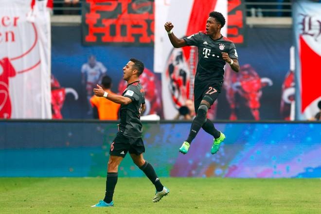 Goleadë në Leipzig, përmbysje nga Bayerni
