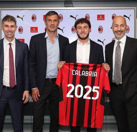 Calabria rinovon kontratën
