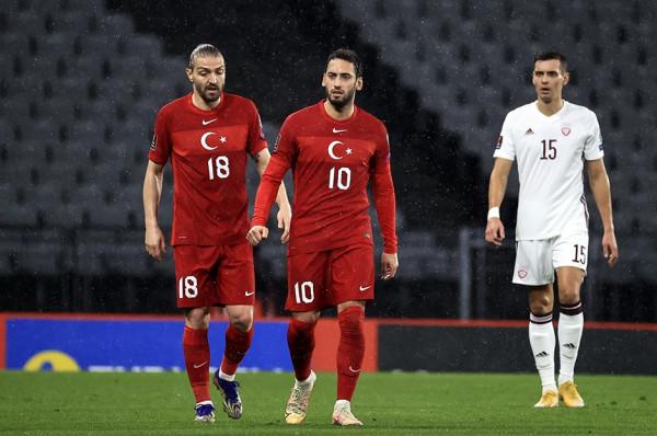 Letonia merr pikën e parë, befason Turqinë në formë