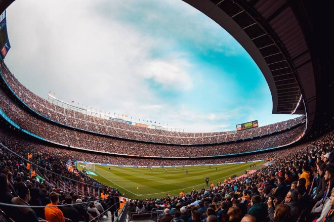 Barcelona vs. Liverpool, 11-shet startuese