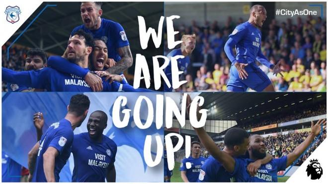 Cardiff në Premier Ligë