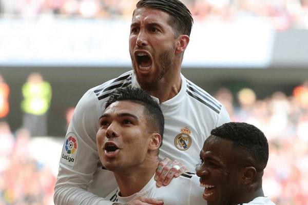 Real i tregon Atleticos kush 'kollitet' në Madrid