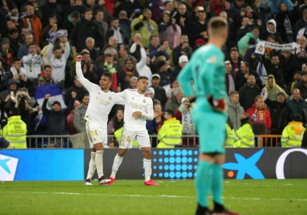 Notat e lojtarëve: Real Madrid 2-0 Barcelona